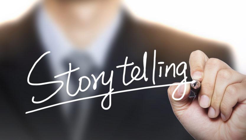 Come sfruttare lo storytelling all'interno del tuo stand fieristico